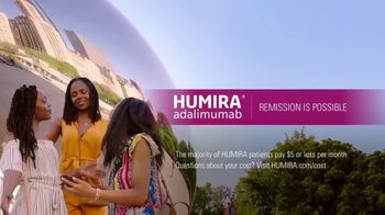 HUMIRA TV Spot, 'Girl's Trip: May Be Able to Help' - Thumbnail 9