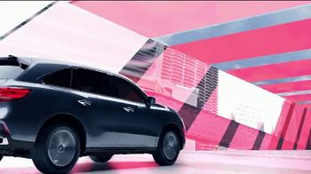2020 Acura MDX TV Spot, 'Designed for Where You Drive: Chi-Town' Song by Lizzo [T2] - Thumbnail 3