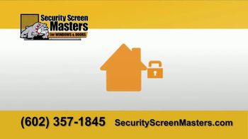 Security Screen Masters TV Spot, 'Starts With the Front Door' - Thumbnail 9