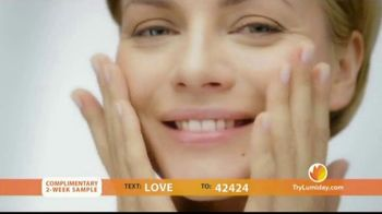 Lumiday Radiance Within TV Spot, 'Youth Booster' - Thumbnail 7