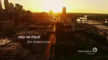 Ameriprise Financial TV Spot, 'Navigate Today While Staying on Track for the Future' - Thumbnail 5