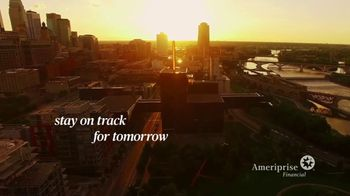 Ameriprise Financial TV Spot, 'Navigate Today While Staying on Track for the Future' - Thumbnail 6