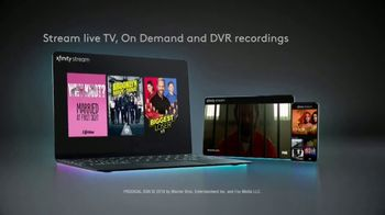 XFINITY Stream App TV Spot, 'Hide-and-Seek' - Thumbnail 8