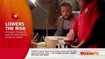 Ozempic TV Spot, 'Musicians: One-Month or Three-Month' - Thumbnail 4