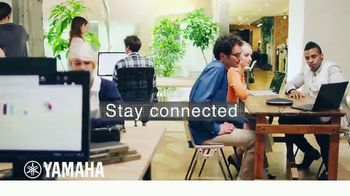 Yamaha Unified Communications TV Spot, 'Stay Connected' - Thumbnail 3