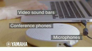 Yamaha Unified Communications TV Spot, 'Stay Connected' - Thumbnail 5