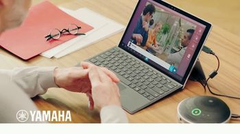 Yamaha Unified Communications TV Spot, 'Stay Connected' - Thumbnail 7