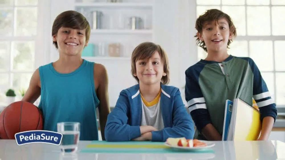 PediaSure Grow & Gain Shakes TV Commercial, 'A Lot to Look Up to: Organic'