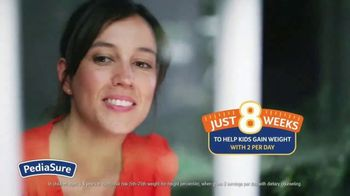 PediaSure Grow & Gain Shakes TV Spot, 'A Lot to Look Up to: Organic' - Thumbnail 8