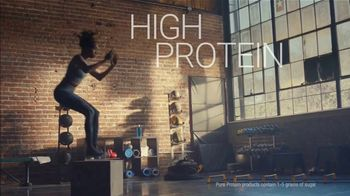 Pure Protein Lemon Cake TV Spot, 'Feed a Healthy Lifestyle' - Thumbnail 2