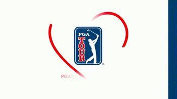 PGA TOUR TV Spot, 'Stay Home' Featuring Tiger Woods, Jordan Spieth - Thumbnail 10