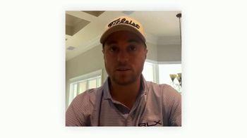 PGA TOUR TV Spot, 'Stay Home' Featuring Tiger Woods, Jordan Spieth - Thumbnail 3