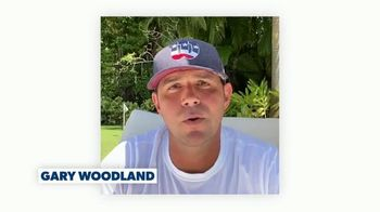 PGA TOUR TV Spot, 'Stay Home' Featuring Tiger Woods, Jordan Spieth - Thumbnail 6