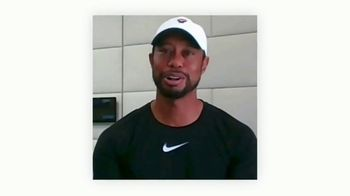 PGA TOUR TV Spot, 'Stay Home' Featuring Tiger Woods, Jordan Spieth - Thumbnail 9