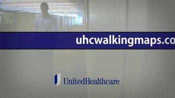 UnitedHealthcare TV Spot, 'Walking Maps: Stay Active' - Thumbnail 9