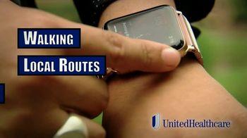 UnitedHealthcare TV Spot, 'Walking Maps: Stay Active' - Thumbnail 7