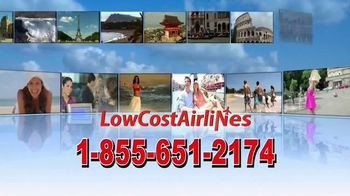 Low Cost Airlines TV Spot, 'Precios casi regalados' [Spanish] - Thumbnail 9