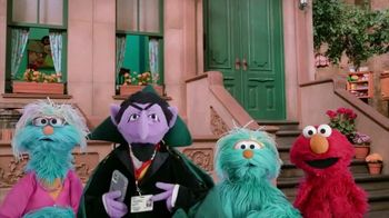 Sesame Workshop TV Spot, 'Make Your Family Count' - Thumbnail 1