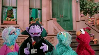 Sesame Workshop TV Spot, 'Make Your Family Count' - Thumbnail 2