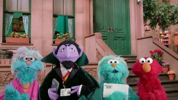 Sesame Workshop TV Spot, 'Make Your Family Count' - Thumbnail 7