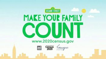 Sesame Workshop TV Spot, 'Make Your Family Count' - Thumbnail 8