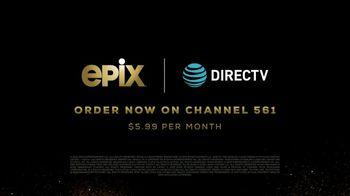 EPIX TV Spot, 'DIRECTV: $5.99 per Month' - Thumbnail 10