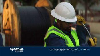Spectrum Business TV Spot, 'Count on Us'