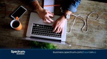 Spectrum Business TV Spot, 'Count on Us' - Thumbnail 1