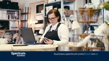 Spectrum Business TV Spot, 'Count on Us' - Thumbnail 2