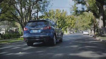 2020 Subaru Ascent TV Spot, 'A Big Day Out' [T2] - Thumbnail 1