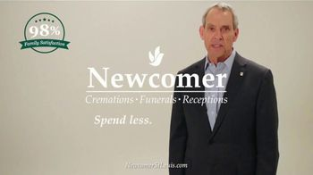 Newcomer Cremations, Funerals & Receptions TV Spot, 'Save Money: $2,795' - Thumbnail 6