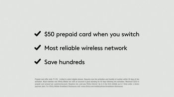 XFINITY Mobile TV Spot, 'Save Without Leaving the House' Song by Henry Parsley - Thumbnail 7