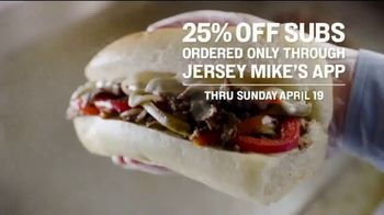 Jersey Mike's TV Spot, 'A Sub Above: 25% Off' - Thumbnail 8
