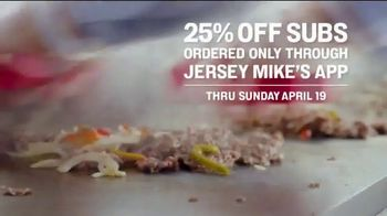 Jersey Mike's TV Spot, 'A Sub Above: 25% Off' - Thumbnail 4