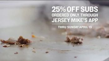 Jersey Mike's TV Spot, 'A Sub Above: 25% Off' - Thumbnail 7