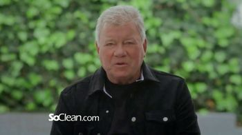 SoClean TV Spot, 'We Are All In This Together' Featuring William Shatner - 31 commercial airings