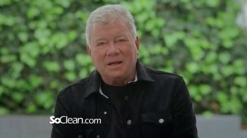 SoClean TV Spot, 'We Are All In This Together' Featuring William Shatner - Thumbnail 9