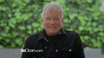 SoClean TV Spot, 'We Are All In This Together' Featuring William Shatner - Thumbnail 2