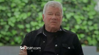 SoClean TV Spot, 'We Are All In This Together' Featuring William Shatner - Thumbnail 4