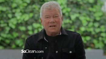 SoClean TV Spot, 'We Are All In This Together' Featuring William Shatner - Thumbnail 7