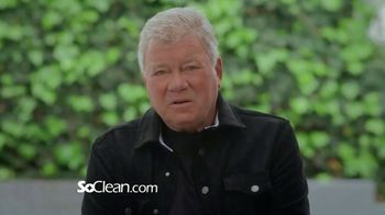 SoClean TV Spot, 'We Are All In This Together' Featuring William Shatner - Thumbnail 8