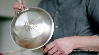 Made In Cookware TV Spot, 'Delivered to Your Door' Featuring Nick Kokonas & Grant Achatz - Thumbnail 4