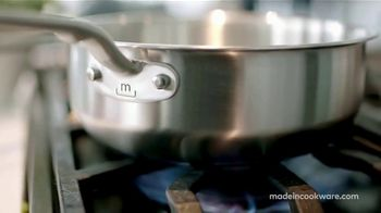 Made In Cookware TV Spot, 'Delivered to Your Door' Featuring Nick Kokonas & Grant Achatz - Thumbnail 6