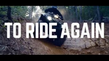 Yamaha Motor Corp Get Ready to Ride Sales Event TV Spot, \'Ride Again\'