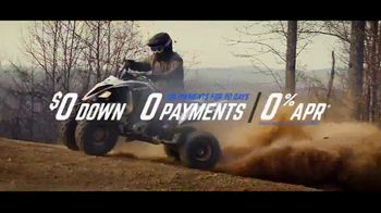 Yamaha Motor Corp Get Ready to Ride Sales Event TV Spot, 'Ride Again' - Thumbnail 6