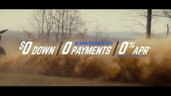 Yamaha Motor Corp Get Ready to Ride Sales Event TV Spot, 'Ride Again' - Thumbnail 7