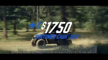 Yamaha Motor Corp Get Ready to Ride Sales Event TV Spot, 'Ride Again' - Thumbnail 9