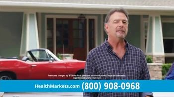 HealthMarkets Insurance Agency FitScore TV Spot, 'The Right Fit' Featuring Bill Engvall - 2166 commercial airings