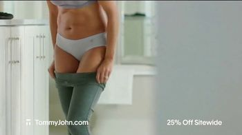 Tommy John Spring Sale TV Spot, '25 Percent Off and Free Shipping' - Thumbnail 5