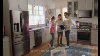 The Home Depot TV Spot, 'Appliance Help: Samsung Laundry Pair' - Thumbnail 7